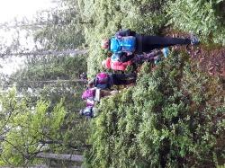 Waldführung 4.Klasse 2018